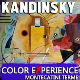 biglietti Kandinsky - Color Experience