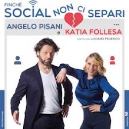 biglietti Katia Follesa e Angelo Pisani