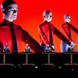 biglietti Kraftwerk