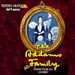 biglietti La Famiglia Addams
