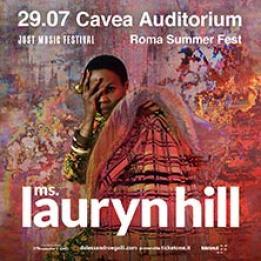 biglietti Lauryn Hill