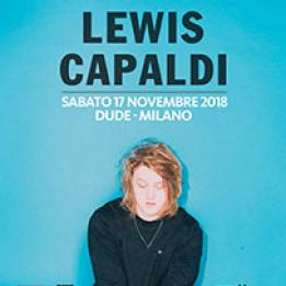 biglietti Lewis Capaldi