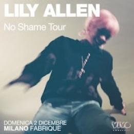 biglietti Lily Allen
