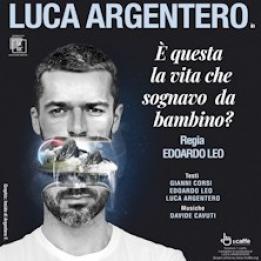 biglietti Luca Argentero