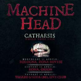 biglietti Machine Head