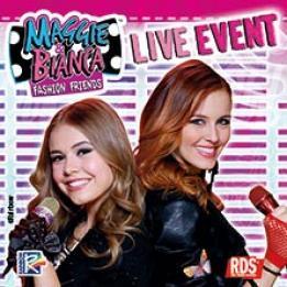 biglietti Maggie and Bianca