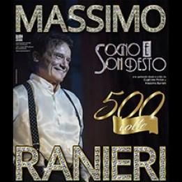 biglietti Massimo Ranieri