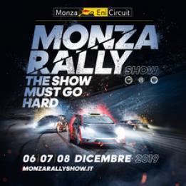 biglietti Monza Rally