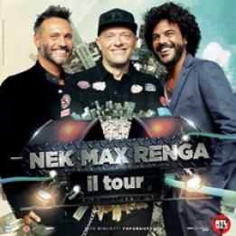 biglietti Nek Max Renga