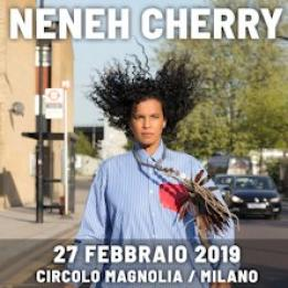 biglietti Neneh Cherry
