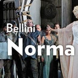 biglietti Norma - Bellini