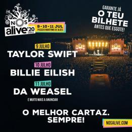 Nos Alive - Portogallo