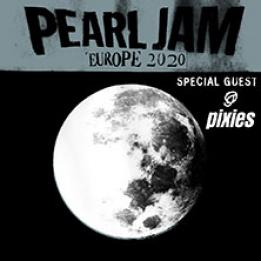 biglietti Pearl Jam