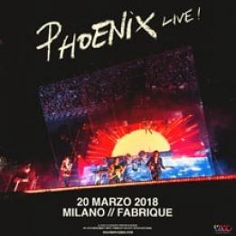 biglietti Phoenix