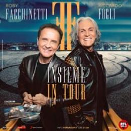 biglietti Roby Facchinetti e Riccardo Fogli