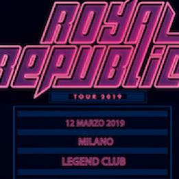 biglietti Royal Republic