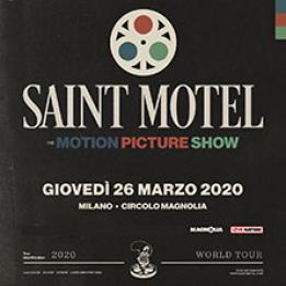 biglietti Saint Motel