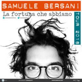 biglietti Samuele Bersani
