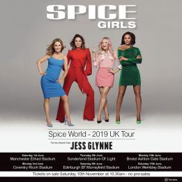biglietti Spice Girls