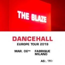 biglietti THE BLAZE