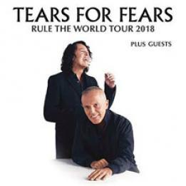 biglietti Tears For Fears