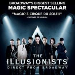 biglietti The Illusionists