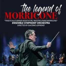 biglietti The Legend of Morricone