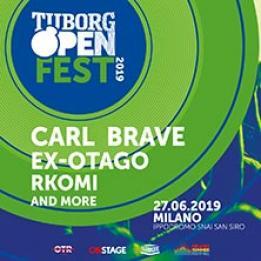biglietti Tuborg Open Fest