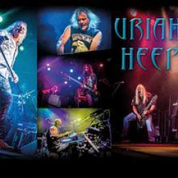 biglietti Uriah Heep