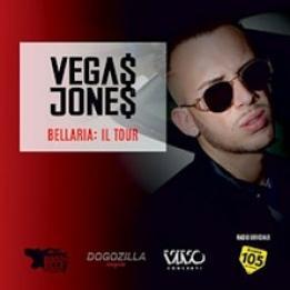 biglietti Vegas Jones