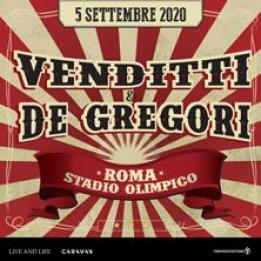 biglietti Venditti e De Gregori