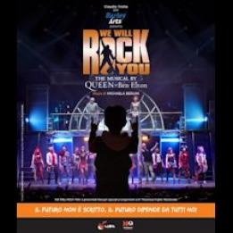 biglietti We Will Rock You