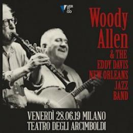 biglietti Woody Allen