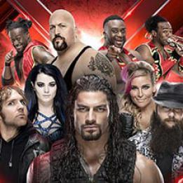 biglietti Wrestling wwe