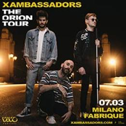 biglietti X Ambassadors